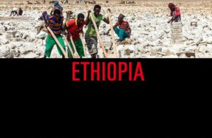 Ethiopia, the Omo Valley and the Danakil Depression among other places